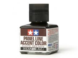 PANEL ACCENT LINE Dark Brown