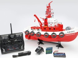 SET NAVE FIRE BOAT Completa Radio