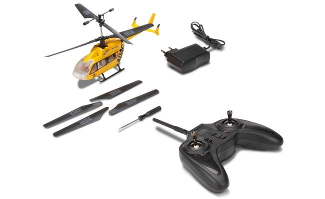 Elicottero EC145 Coassiale RTR