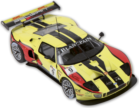Ford GT1 2011 Belgian Racing