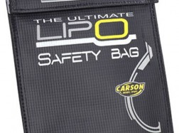 SAFETY BAG PER LiPo BATTERY
