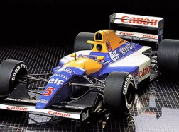 WILLIAMS F1 FW14B