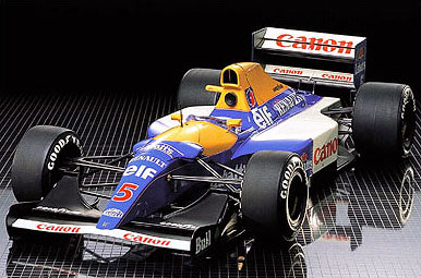 WILLIAMS F1 FW14B