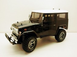 TOYOTA LAND CRUISER 40 BLACK 4WD Telaio CC-01