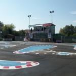 RC12 -2 pista