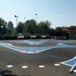 RC12 -3 pista