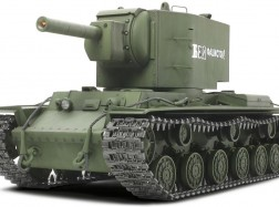 CARRO RUSSO KV-2 + Option Kit