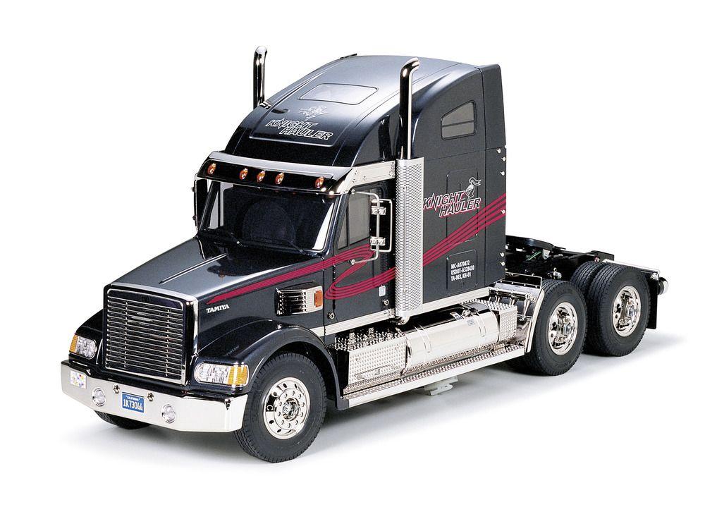 Tamiya Knight Hauler Truck 1-14kit 01