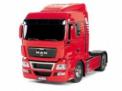 MAN TGX 4×2 XLX Body Verniciato Red