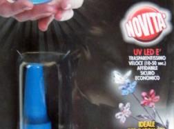 COLLA UV GLASS + MINI LED 10gr