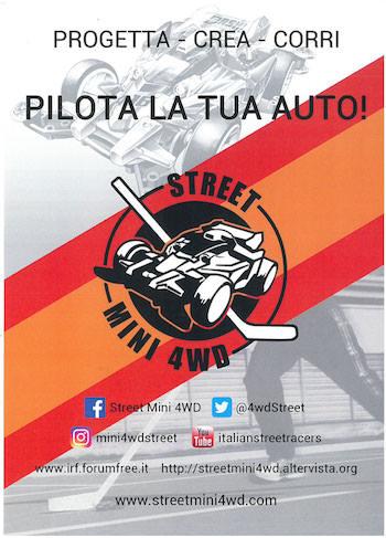 Street-mini4wd
