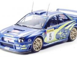 SUBARU IMPREZA WRC 2001