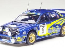 SUBARU IMPREZA WRC 2001 RAC