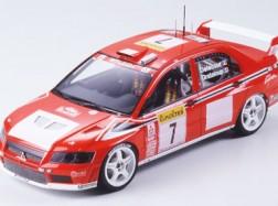 LANCER EVO VII WRC