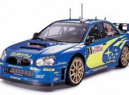 IMPREZA MONTECARLO WRC 2005