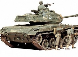 US M41 WALKER BULLDOG