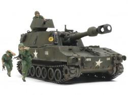 US CARRO HOWITZER M109 Vietnam War