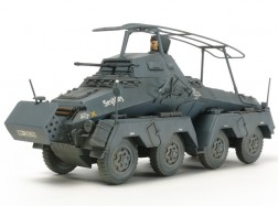 GE 8 WHEELED ARMORED CAR Sd.Kfz.232