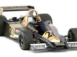 WOLF F1 WR1 1977 + Fotoincisioni