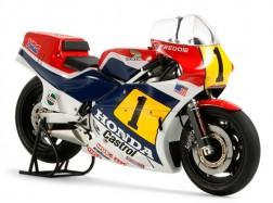 MOTO HONDA NS500 1984