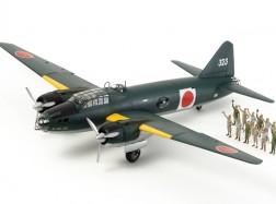 JP MITSUBISHI G4M1 + 17 soldati