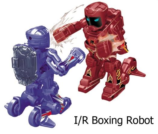 IR BOXING ROBOT COMBO