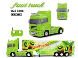 FRUIT TRUCK RC 1:38 CONTAINER Kiwi 40Mhz
