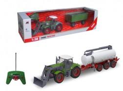 TRATTORE AGRICOLO RC + CISTERNA 6 Funzioni