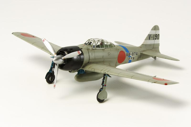 A6M3 ZERO Model 32 Hamp