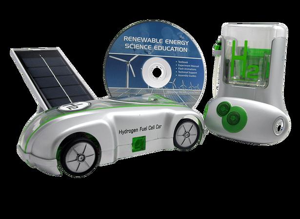 Pannello Solare Ibrido Ad Idrogeno : Rc auto idrogeno h racer radio