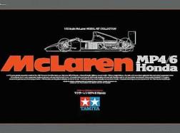 McLAREN HONDA MP4/6 1991 1:12