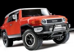 TOYOTA FJ CRUISER 4WD Telaio CC-01