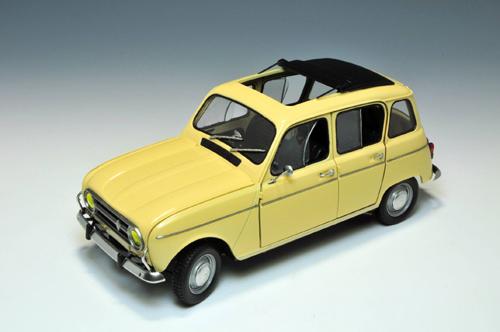 Renault 4L 1:24