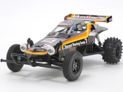 THE HORNET BLACK METALLIC 2WD