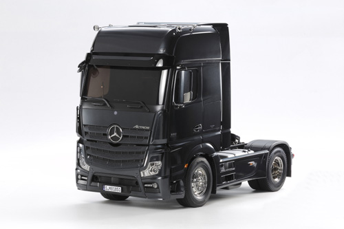 MERCEDES ACTROS 1851 Black Edition