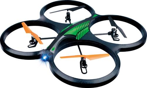 DRONE GS MAX CON LED