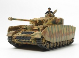 GE PANZERKAMPFWAGEN IV Ausf. H
