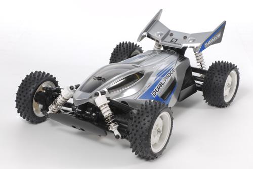 DUAL RIDGE 4WD 1:10 Telaio TT-02B