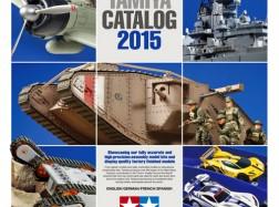 Catalogo TAMIYA KIT 2015