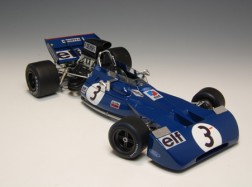 Tyrrell 002 British GP 1971