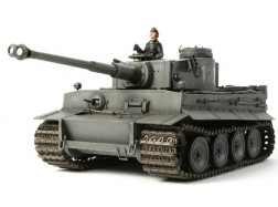 GE TIGER I EARLY VERSION 1:25
