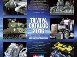 Catalogo TAMIYA KIT 2016