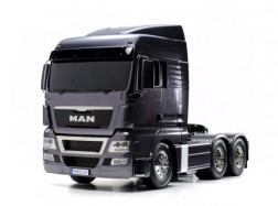 MAN TGX 26.540 XLX Gun Metal Version