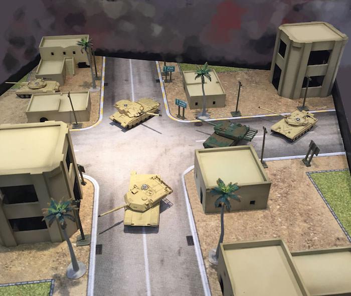 Caratteristiche e modalità di battaglia