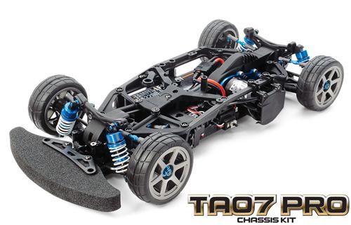 TELAIO TA07PRO 4WD