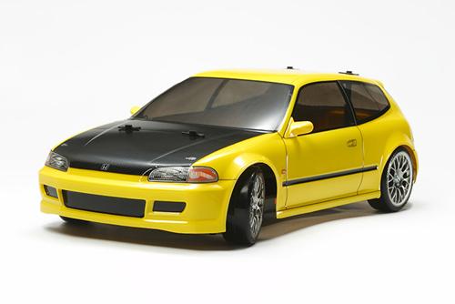 HONDA CIVIC SiR Telaio TT-02D Drift
