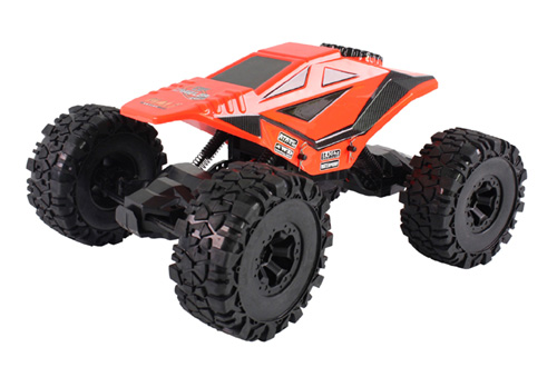 CRAWLER 4WD RTR 1:10 2.4GHz ROSSO