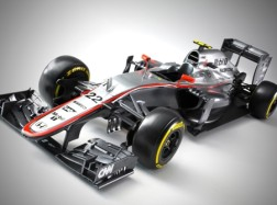 McLaren MP4-30 2015 Hearly Season