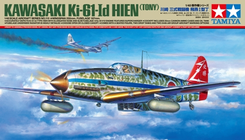 KAWASAKI Ki-61-Id (Tony)