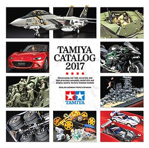 Catalogo TAMIYA KIT 2017